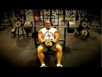 Bodybuilding Motivation 2012